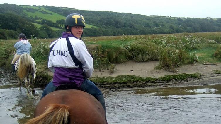 Horse Riding Newquay Cornwall