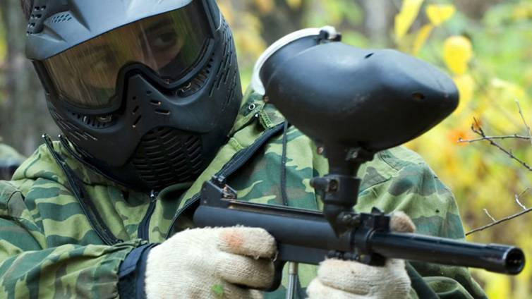 Paintball Newquay Cornwall