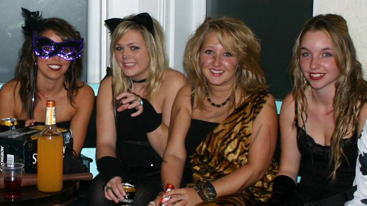 Hen Party Newquay Cornwall