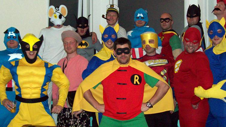 Stag Party Newquay