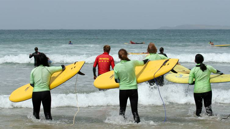 Under 18's Vacation Lodge Newquay