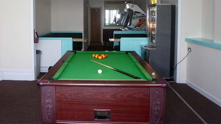 Room Example Vacation Lodge Newquay Cornwall