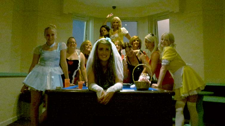 Hen Parties in Newquay